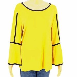 Grace the perfect fit NWT Women's Gold Top Small
